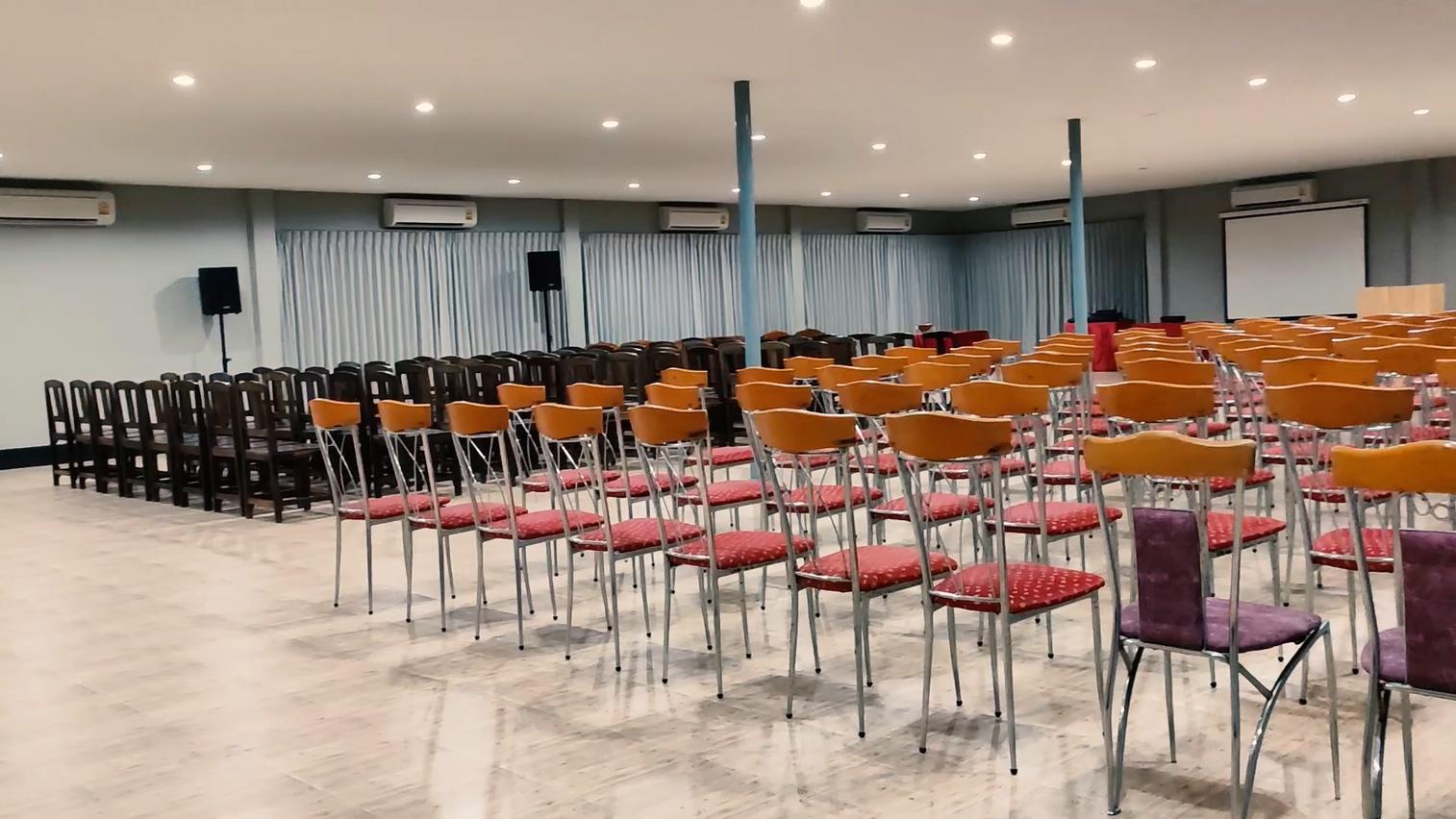 ห้องประชุมแอร์ใหญ่
